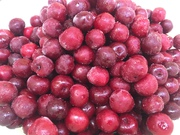 Замороженные фрукты